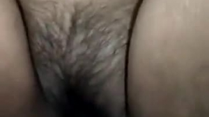 Sweet wife spreads her legs and her husband's dick till they both have something to moan about