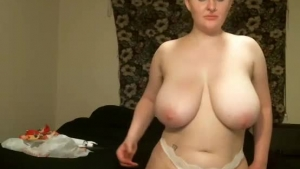 Blonde amateur slut with small tits fucked by an exotic guy